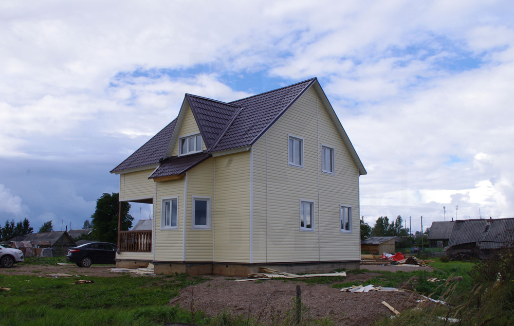 Строительные компании домов псков